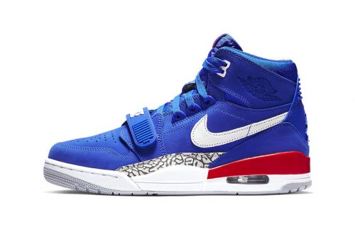 "Don C's Jordan Legacy 312 Sports ""Knicks"" & ""Pistons"" Team Colors"