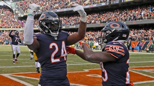 Bears shake off Packers to win NFC North and return to playoffs