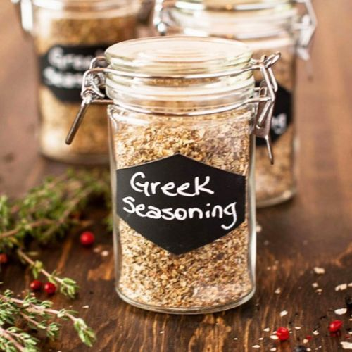 DIY Greek Seasoning