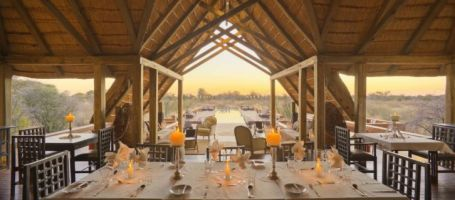 Take Exclusivity of the Lodge at Feline Fields