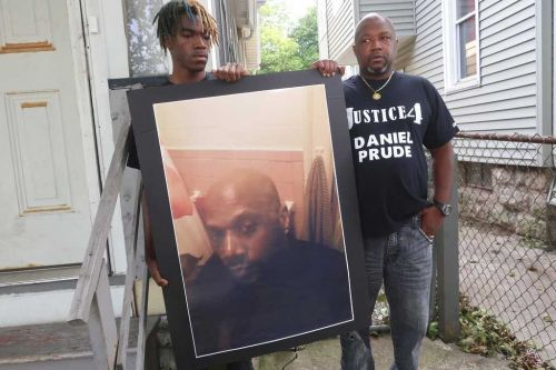 No charges against officers involved in Daniel Prude's death following restraining with spit hood