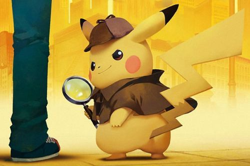 'Detective Pikachu' Will Be Getting a Video Game Sequel for Nintendo Switch