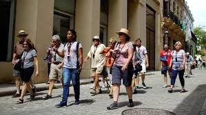 International tourist arrivals decline by 65 per cent during the first half of 2020
