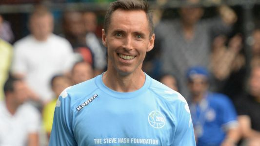 Steve Nash reportedly hired to analyze Champions League