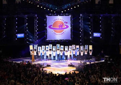 Penn State THON raises more than $11.6 million for pediatric cancer patients