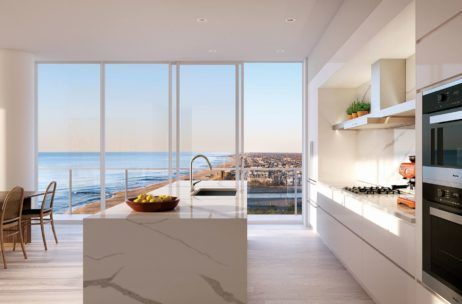 Penthouse, Asbury Ocean Club Surfside Residences, Asbury Park, New Jersey
