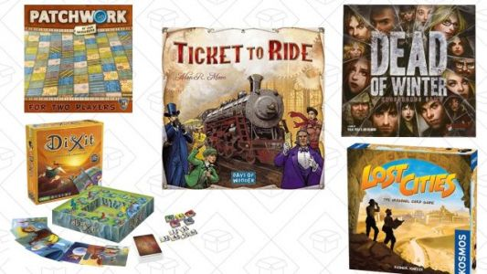 Fill Up Your Board Game Cabinet For the Holidays With This One-Day Amazon Sale