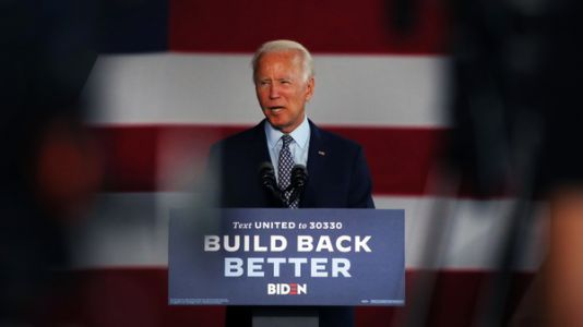 Biden Counters Trump's 'America First' With 'Build Back Better' Economic Plan