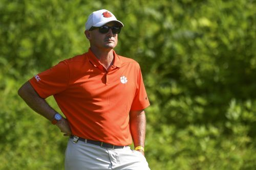 Jordan Byrd named Clemson head men's golf coach