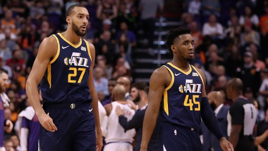 Donovan Mitchell's relationship with Rudy Gobert 'doesn't appear salvageable'