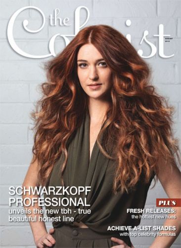 Liz Haven Taps Schwarzkopf Professional's TBH to Deliver a Natural Looking Result
