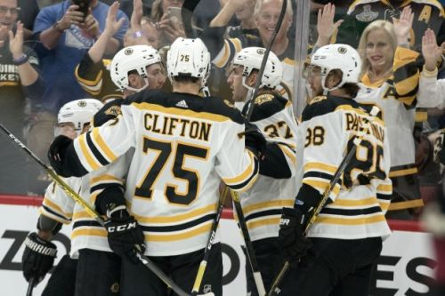 Gritty Bruins are in for an intense, season-long grind