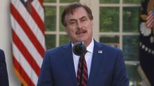 MyPillow Guy Mike Lindell Sent Cease-And-Desist Letter By Voting Tech Company Dominion