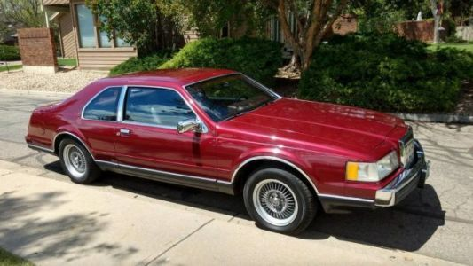 For $1,995, Could You Fall For This Luxurious 1988 Lincoln Mk VII LSC?
