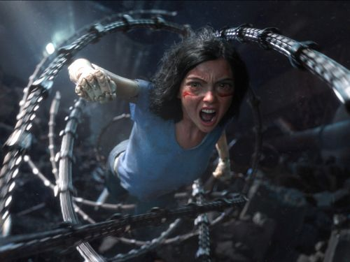 'Alita: Battle Angel' falters where it matters most but makes up for it with bright action scenes and a talented cast