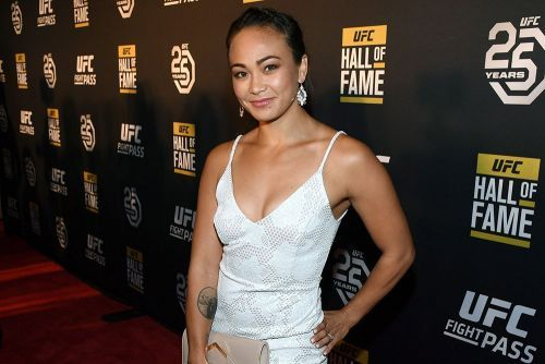 Michelle Waterson pushes for title shot after UFC 238; Dana White says she's 'definitely not' next