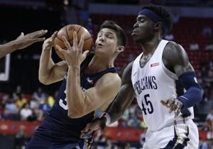 Grizzles, Timberwolves advance to Summer League title game