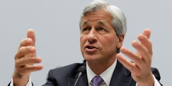 Jamie Dimon warns that the government shutdown could take a massive bite out of the US economy
