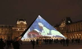 Louvre Museum witnesses 8.1 million visitors last year