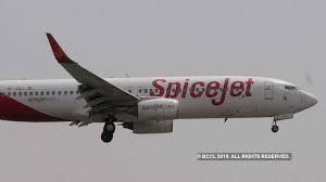 Spicejet flight forced turn Back Due to Snag