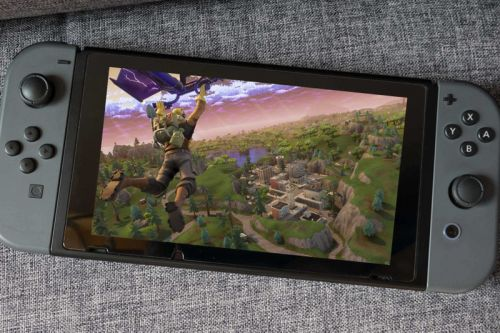 'Fortnite' Has Been Downloaded on the Nintendo Switch More Than 2 Million Times