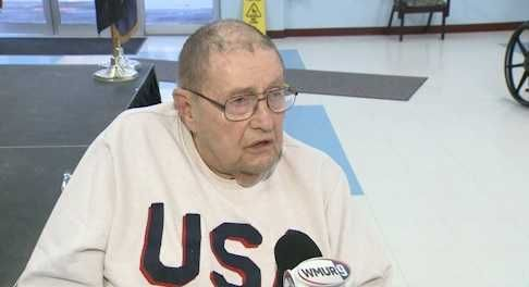 Ceremony at NH Veterans Home recognizes 78th anniversary of Pearl Harbor attack