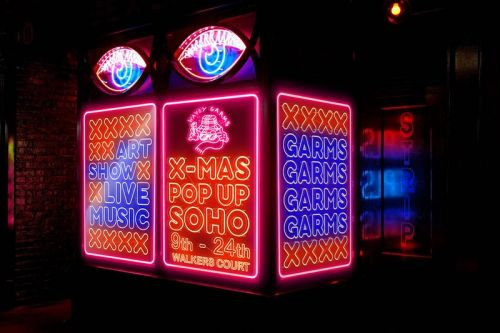 Wavey Garms Announces Upcoming Two-Week XXXmas Pop Up Experience