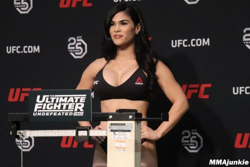 Allen Crowder wonders if UFC considered Rachael Ostovich timing in Greg Hardy debut plans