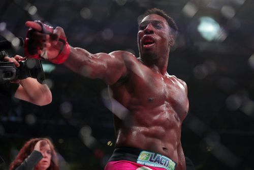 Bellator's Phil Davis agrees with Henry Cejudo, says NCAA wrestling title tops MMA success