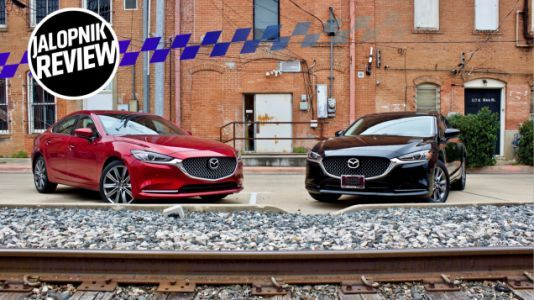 The Base Manual 2018 Mazda 6 Is Great, Even Next to Its Turbocharged Superiors