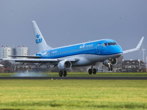 The CEO of KLM predicts that the first commercial electric airplane will arrive in 15 to 20 years