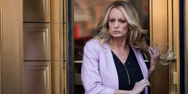 Trump scores a 'total victory' after federal judge dismisses Stormy Daniels' lawsuit and orders her to pay his legal fees