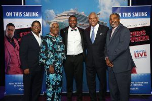 Carnival Cruise Line Donates 100 Percent of Proceeds of Ticket Sales of Carnival LIVE Performances by Comedian Chris Tucker