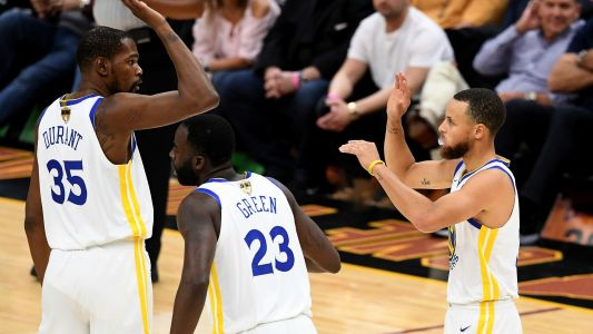 Warriors injury updates: Stephen Curry, Draymond Green to miss game vs. Nets