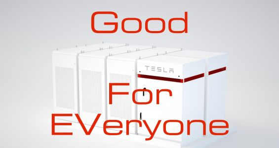 Why Tesla PowerPacks and Charging Stations Are a Marriage Made in Heaven