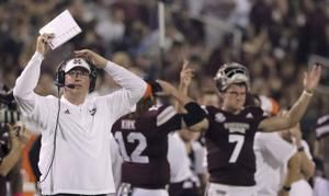 No. 22 Mississippi State playing to its strength: Running