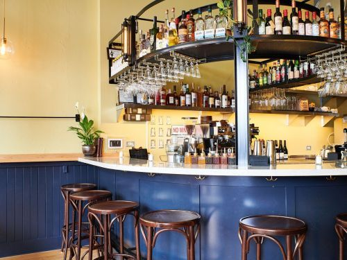 Gabriel Rucker's Highly Anticipated Wine Bar Canard Opens in Portland Today