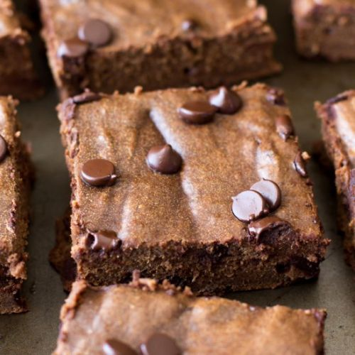 PeanutButter Chocolate Protein Bars