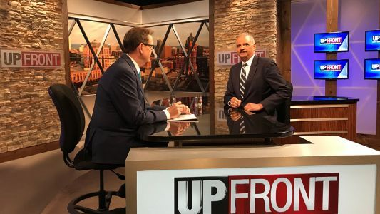UPFRONT Recap: Former AG Holder fights for fair redistricting in Wisconsin, nation