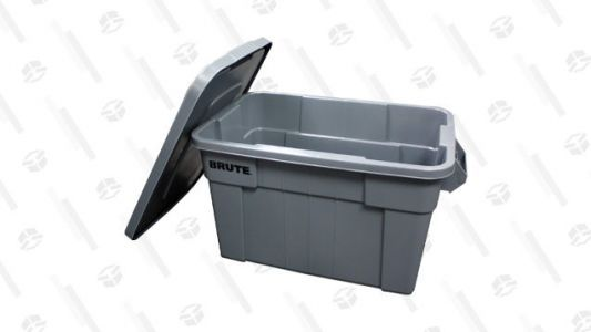 Store 20 Gallons of Crap in These Discounted Brute Containers
