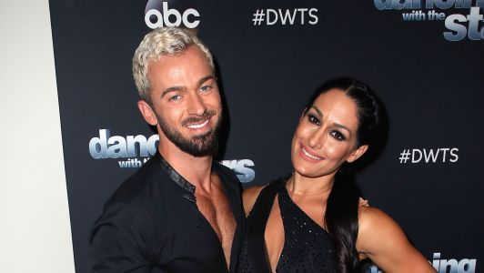 Nikki Bella and Artem Chigvintsev Show Off Their Intense Chemistry in Sexy New Dance Video