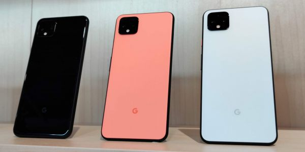 I spent a few hours with Google's new Pixel 4 smartphone - here are the most important things I learned