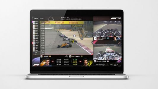 Big F1 TV Update Could Finally Fix The Service's Problems This Year