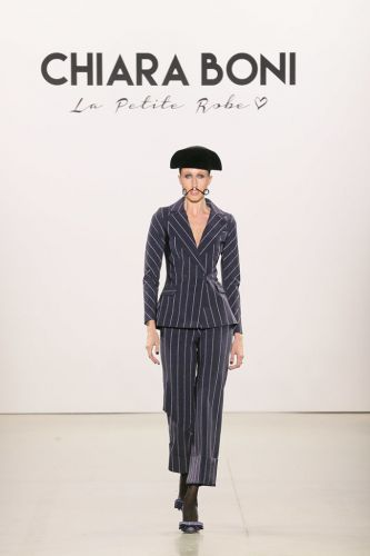 CHIARA BONI Presents Fall/Winter 2020-21 Collection at New York Fashion Week