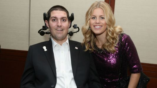 Pete Frates, inspiration behind the viral 'Ice Bucket Challenge,' dies at 34