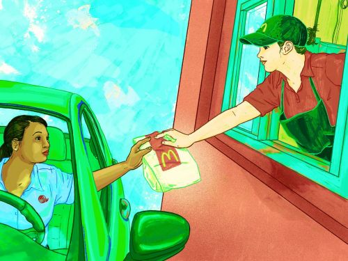 How Slow Food's Elitism Only Fueled My Craving for McDonald's