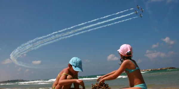 Israel claims Saudi Arabia is allowing use of its airspace for the first time in 70 years