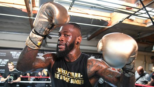 Deontay Wilder: Tyson Fury's nerves show in adding Freddie Roach to corner