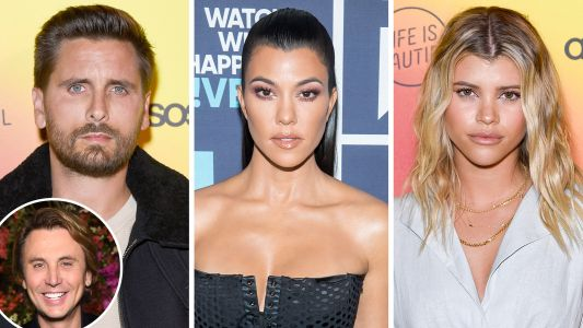 Kardashian BFF Jonathan Cheban Comments on Kourtney and Scott Disick Vacationing Without Sofia Richie