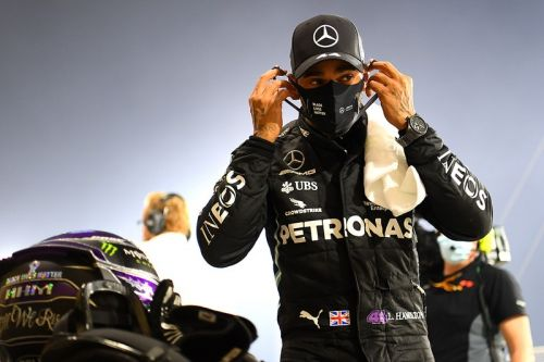 Lewis Hamilton to Miss Sakhir Grand Prix After Testing Positive for COVID-19